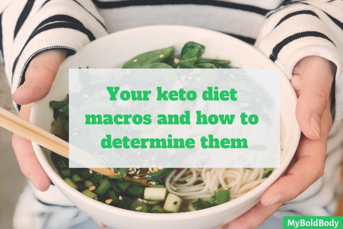 Your keto diet macros and how to determine them