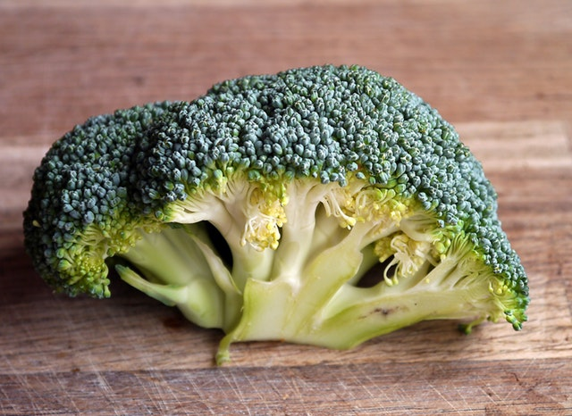 Broccoli keto vegetables