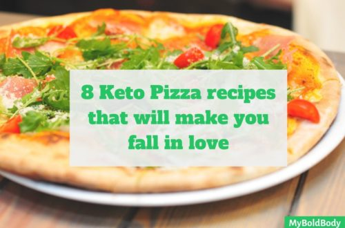 8 keto pizza recipes to satisfy your cravings
