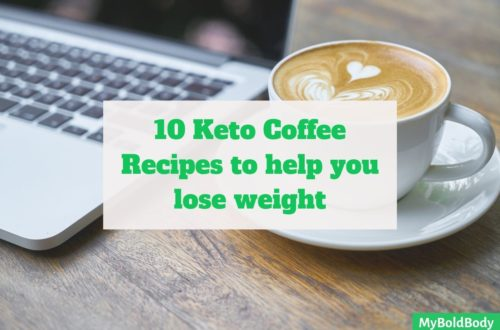 10 keto coffee recipes to charge you up and help you lose weight