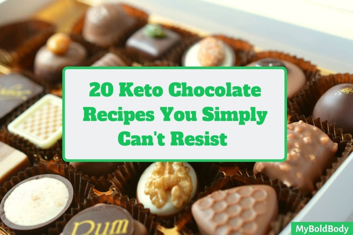 20 keto chocolate recipes you simply can't resist