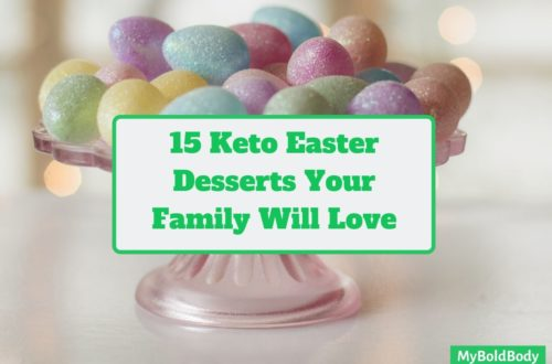 15 Easy Keto Easter Dessert Recipes Your Family Will Love