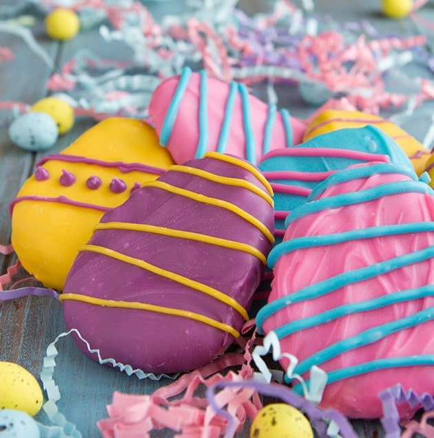 Easter egg Cookie Dough Fat Bombs