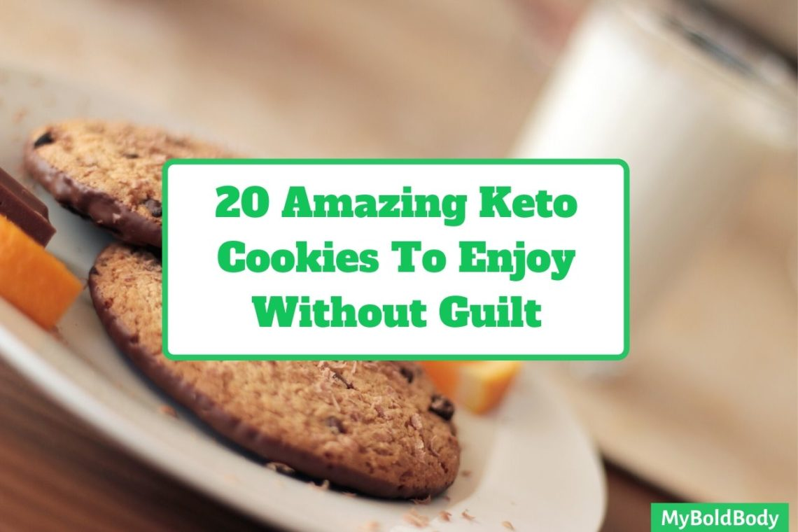 20 Amazing Keto Cookies You Can Enjoy Without Guilt