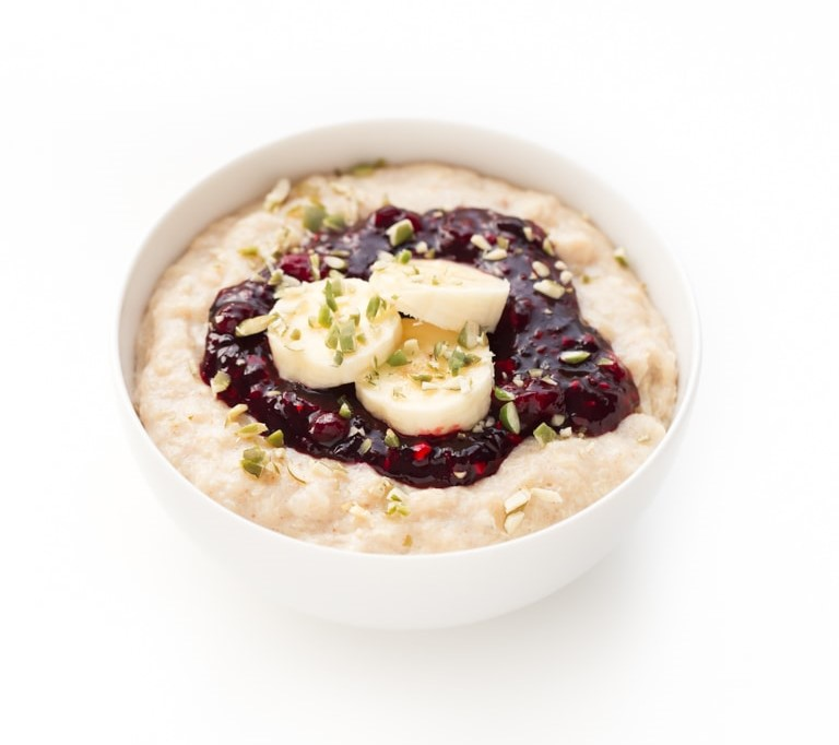 Quinoa Flake Porridge