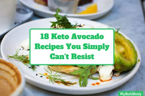 18 Low Carb And Keto Avocado Recipes That Are Simply Irresistible
