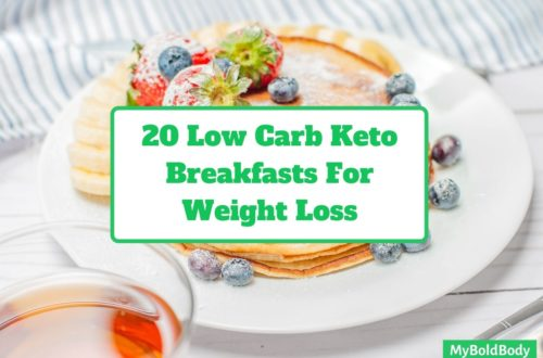20 Low Carb And Keto Breakfast Recipes To Help You Lose Weight