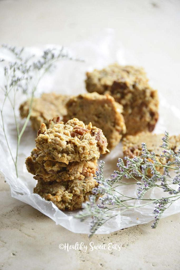 Banana Nut Keto Breakfast Cookies