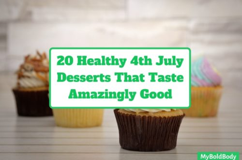 20 Healthy 4th Of July Desserts That Taste Amazing