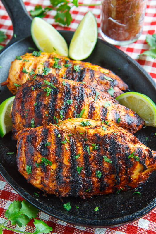 Taco Lime Grilled Chicken
