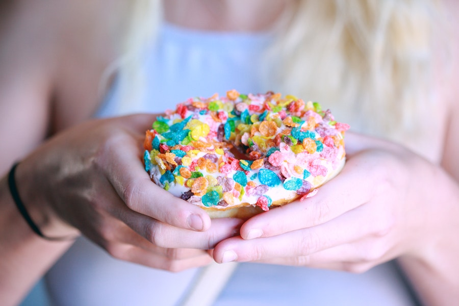 Carbs and refined sugar