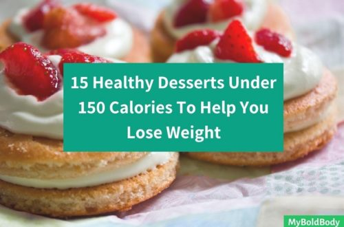 15 Healthy Desserts Under 150 Calories That'll Help You Lose Weight
