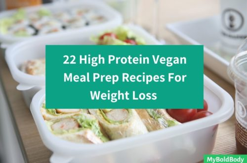 22 High Protein Vegan Meal Prep Recipes For A Stress-Free Week