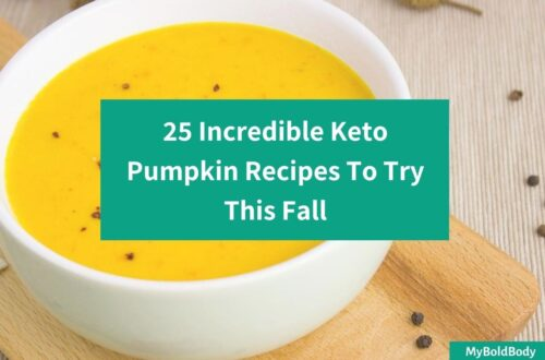 25 Amazing Keto Pumpkin Recipes You've Got To Try This Fall