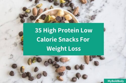 35 High Protein Low Calorie Snacks For Weight Loss