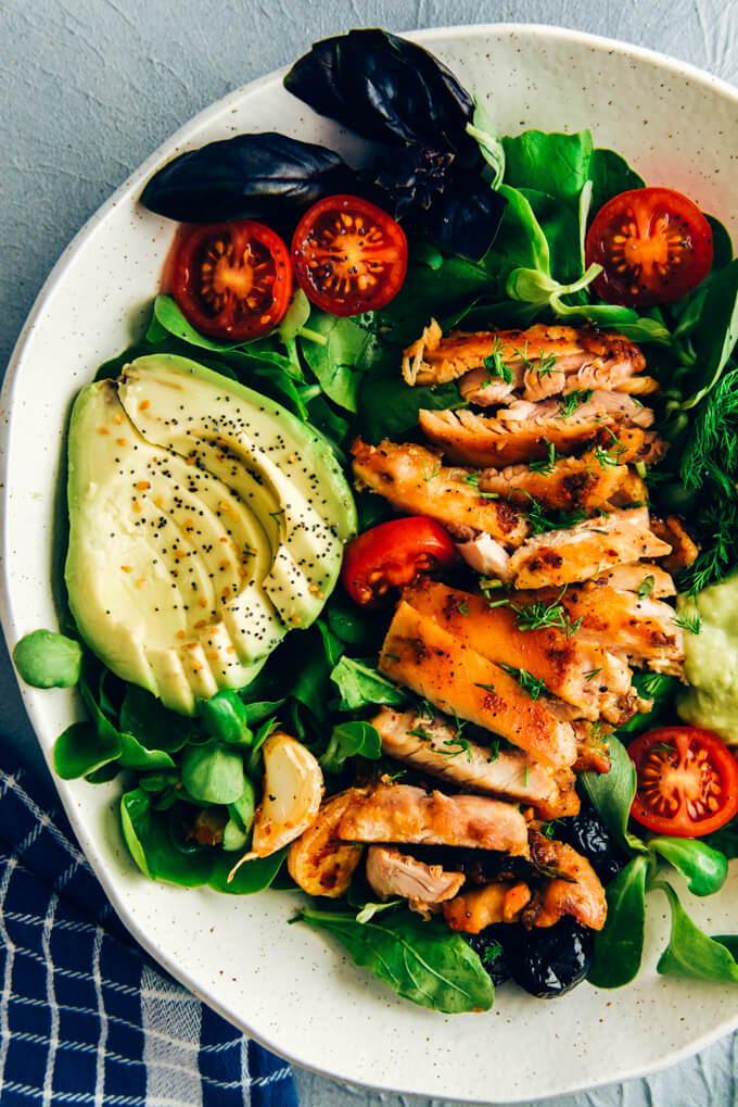 Keto Chicken Salad