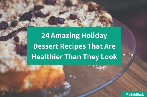 24 Amazing Holiday Desserts That Are Healthier Than They Look