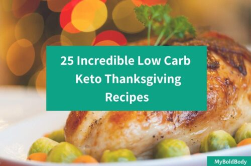 25 Incredibly Good Keto Thanksgiving Recipes You Can't Afford To Miss