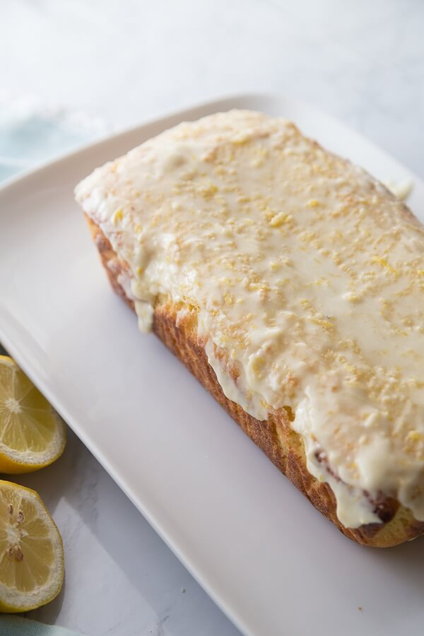 Keto Lemon Bread