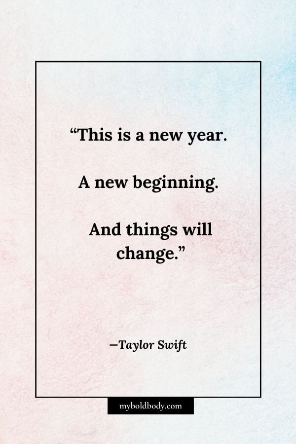 40 inspirational new year quotes 38