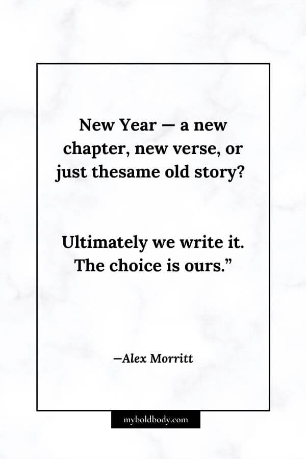 40 inspirational new year quotes 7