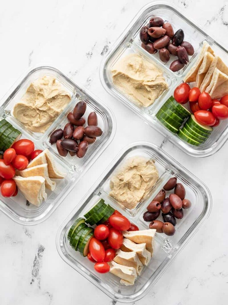 The Hummus Lunch Box