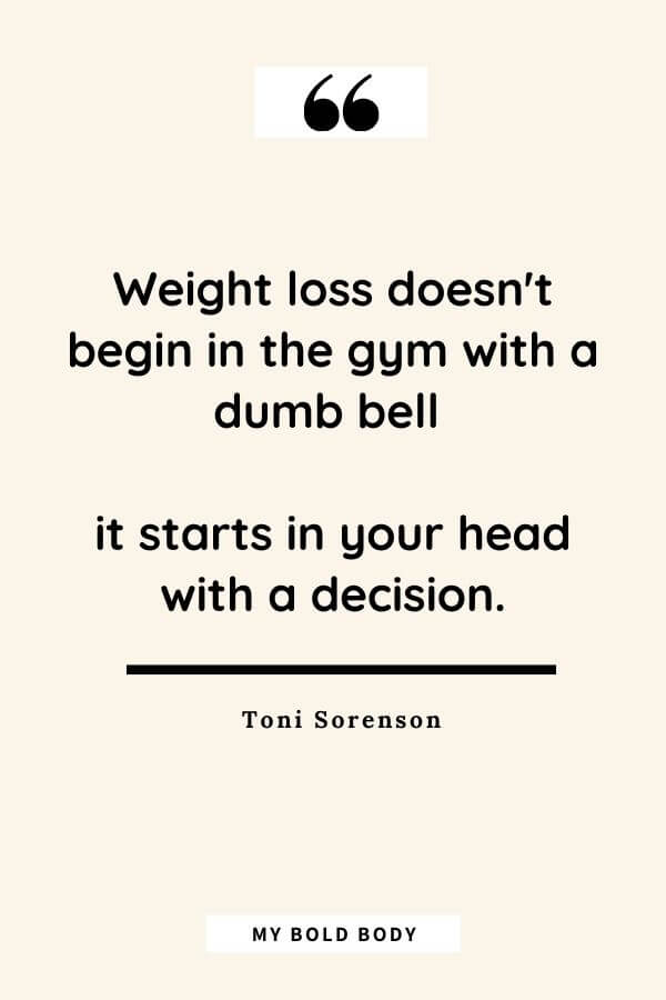 Weight loss motivational Quotes (1)