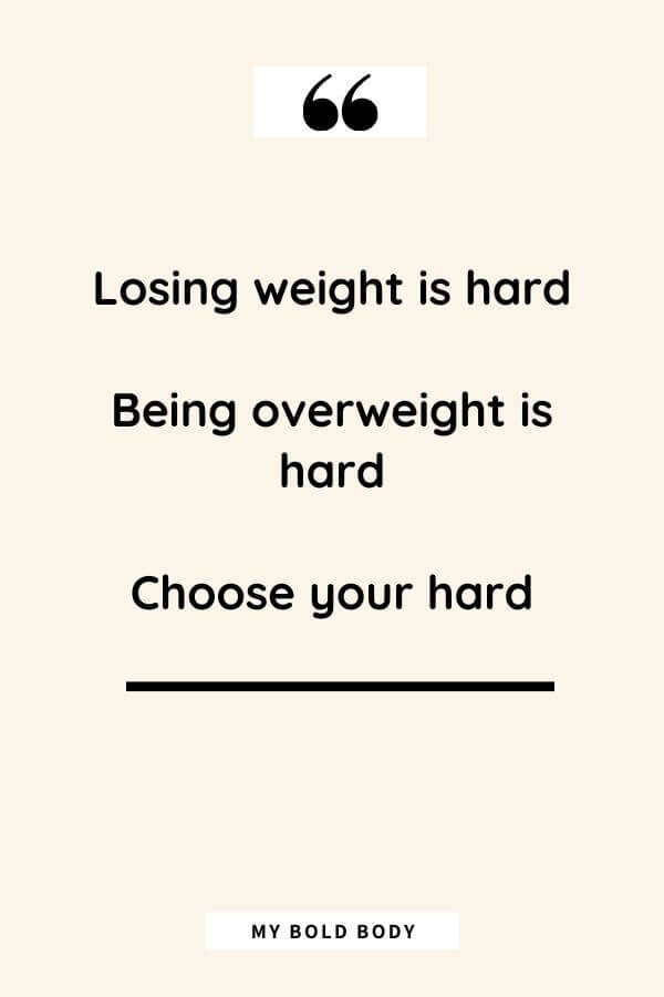 Weight loss motivational Quotes (28)
