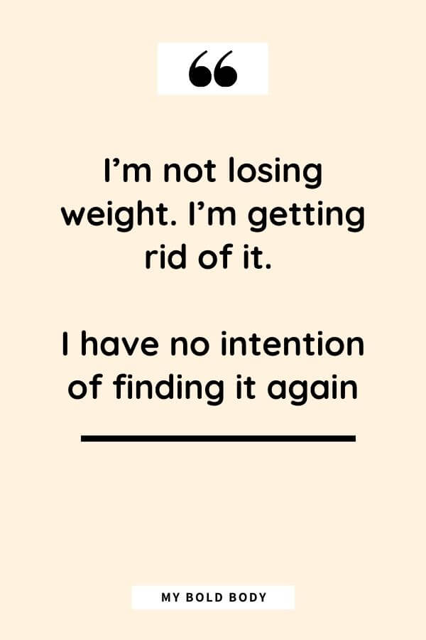 Weight loss motivational Quotes (36)