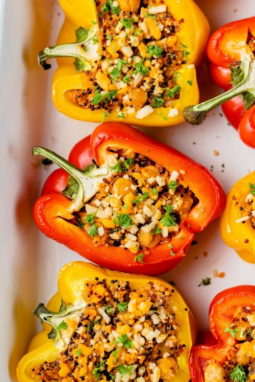 5-Ingredient Stuffed Peppers