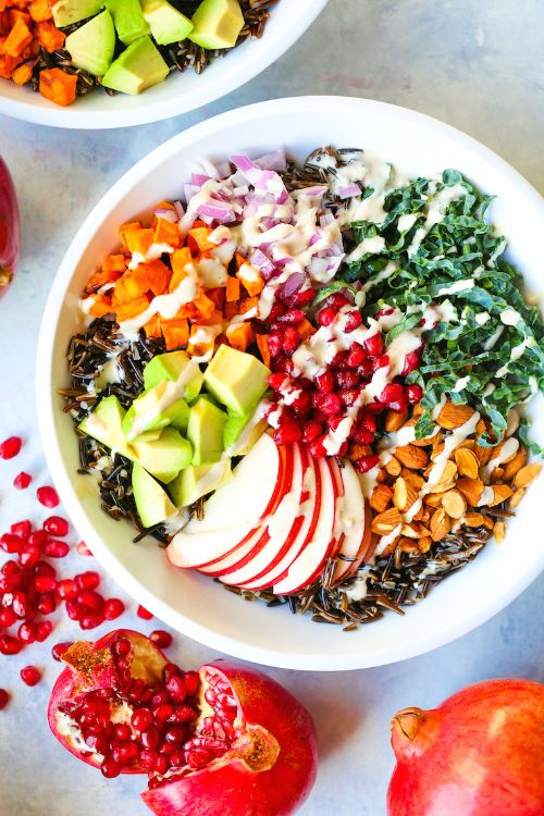 Fall Nourish Bowls