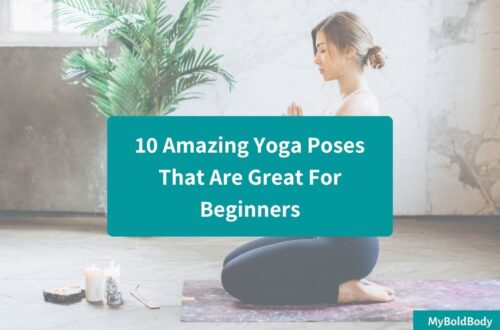 10 yoga poses that are perfect for beginners