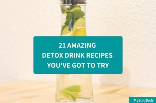 21 detox drink recipes for weight loss