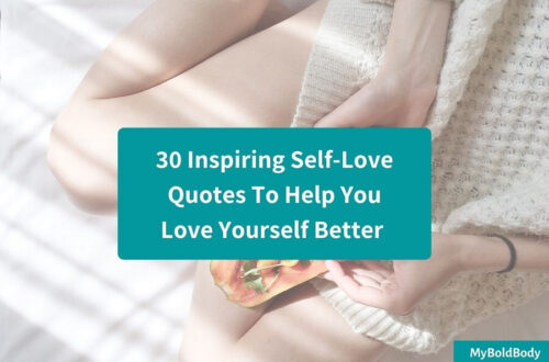Inspiring self love quotes to love yourself better