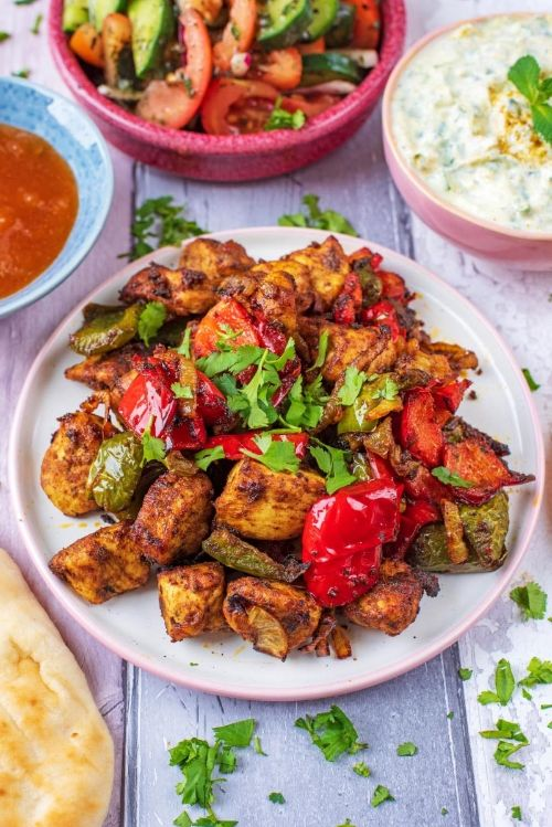 Air-Fried Chicken Tikka