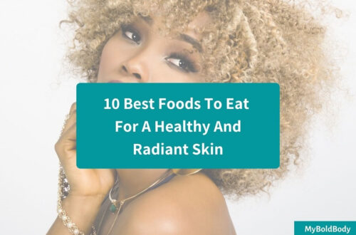 10 Best foods for your skin