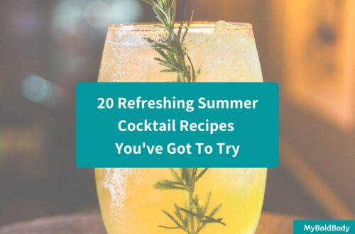 20 Refreshing Summer Cocktail Recipes You're Going to Love