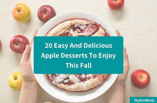 20 Delicious Apple Desserts You've Got To Try This Fall