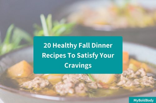 20 healthy fall dinner recipes to satisfy your cravings