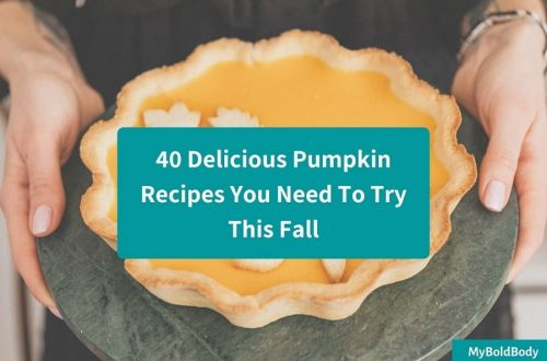 40 Delicious Pumpkin Recipes You Need To Try This Fall